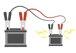 Battery to battery jump start