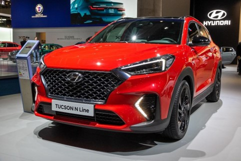 The 2019 Hyundai Tucson