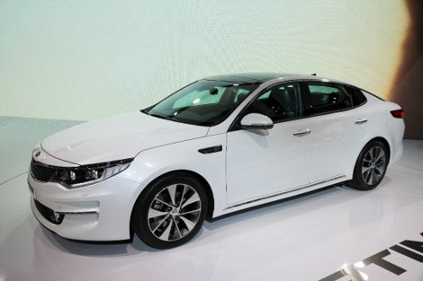The 2019 Kia Optima