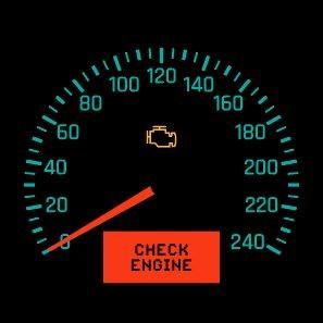 Cat speed meter