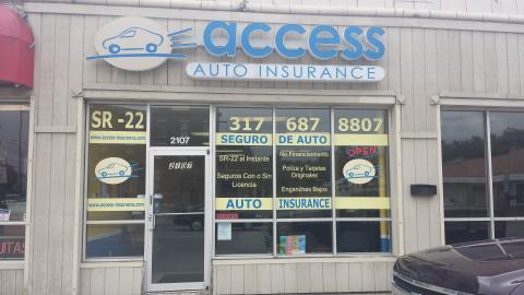 American access auto insurance