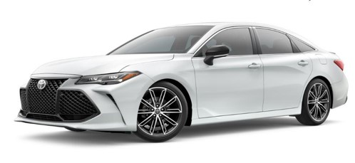 The 2019 Toyota Avalon